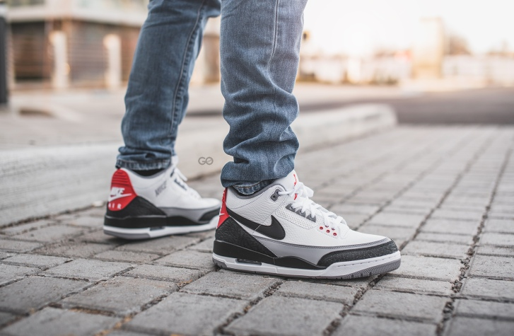 "finest selection 7721b 5beb4 Air Jordan 3 Retro NRG ""Tinker"" Review – Sean Go"