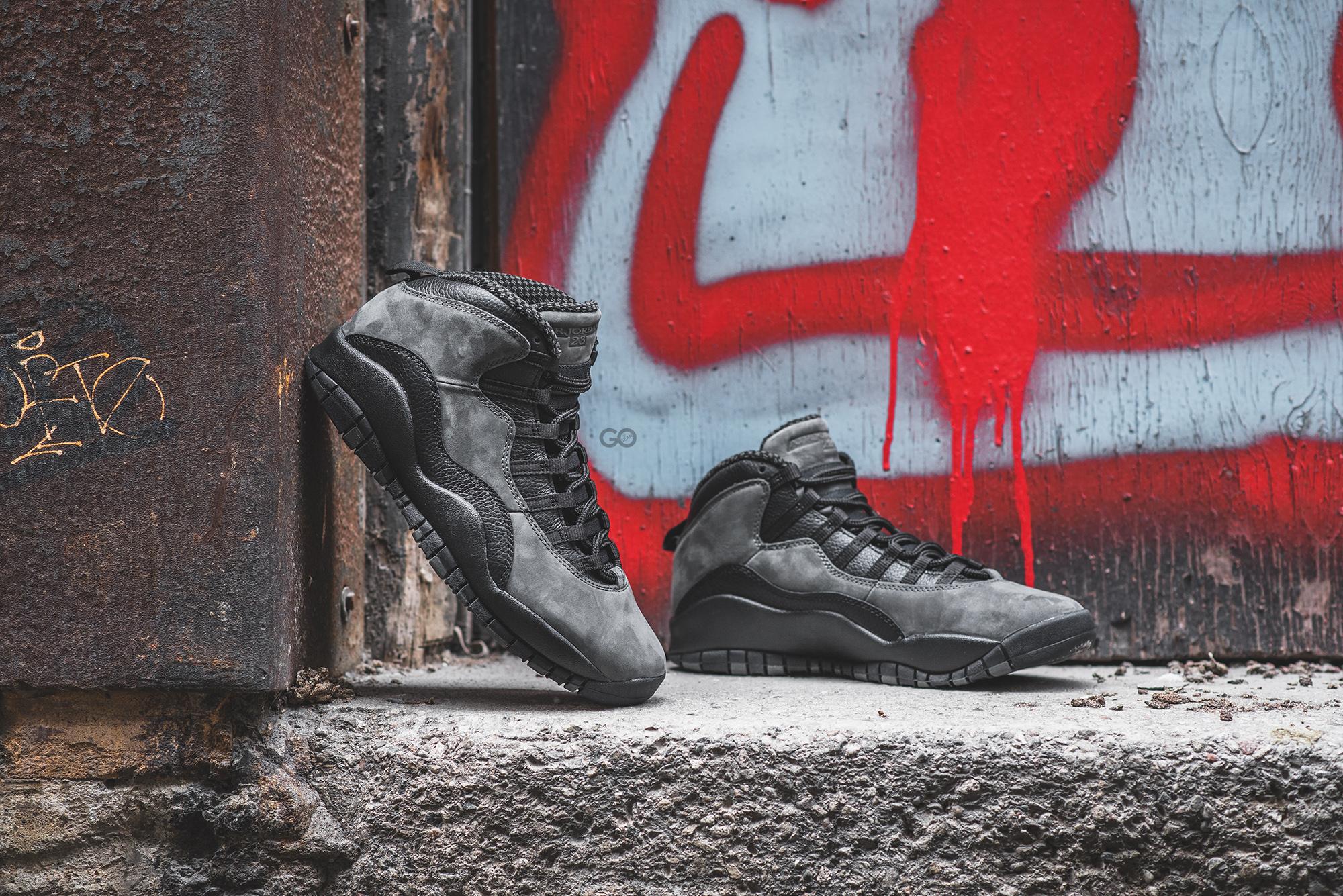 "Air Jordan 10 Retro ""Shadow"" Review"