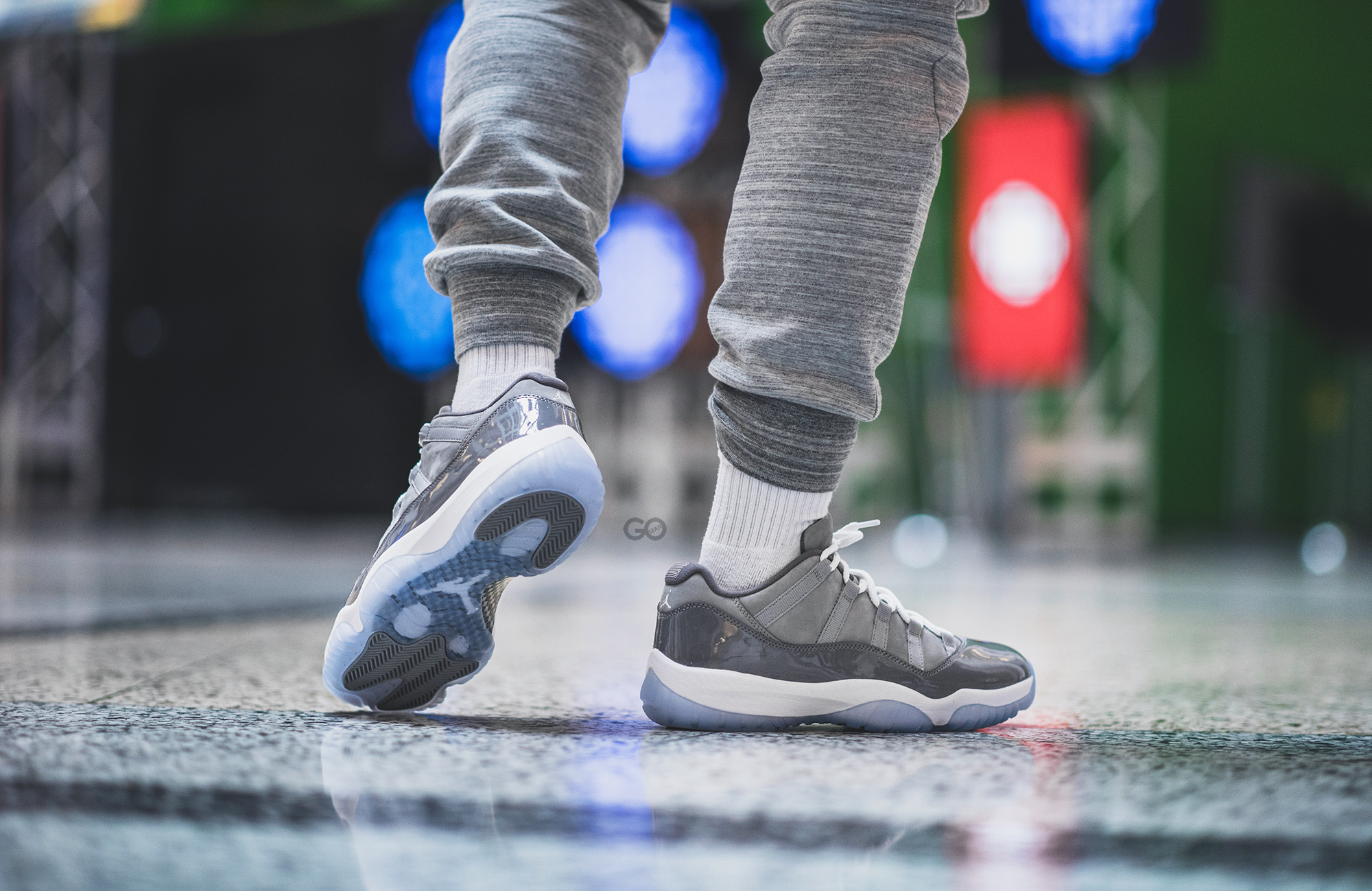 cool grey low 11