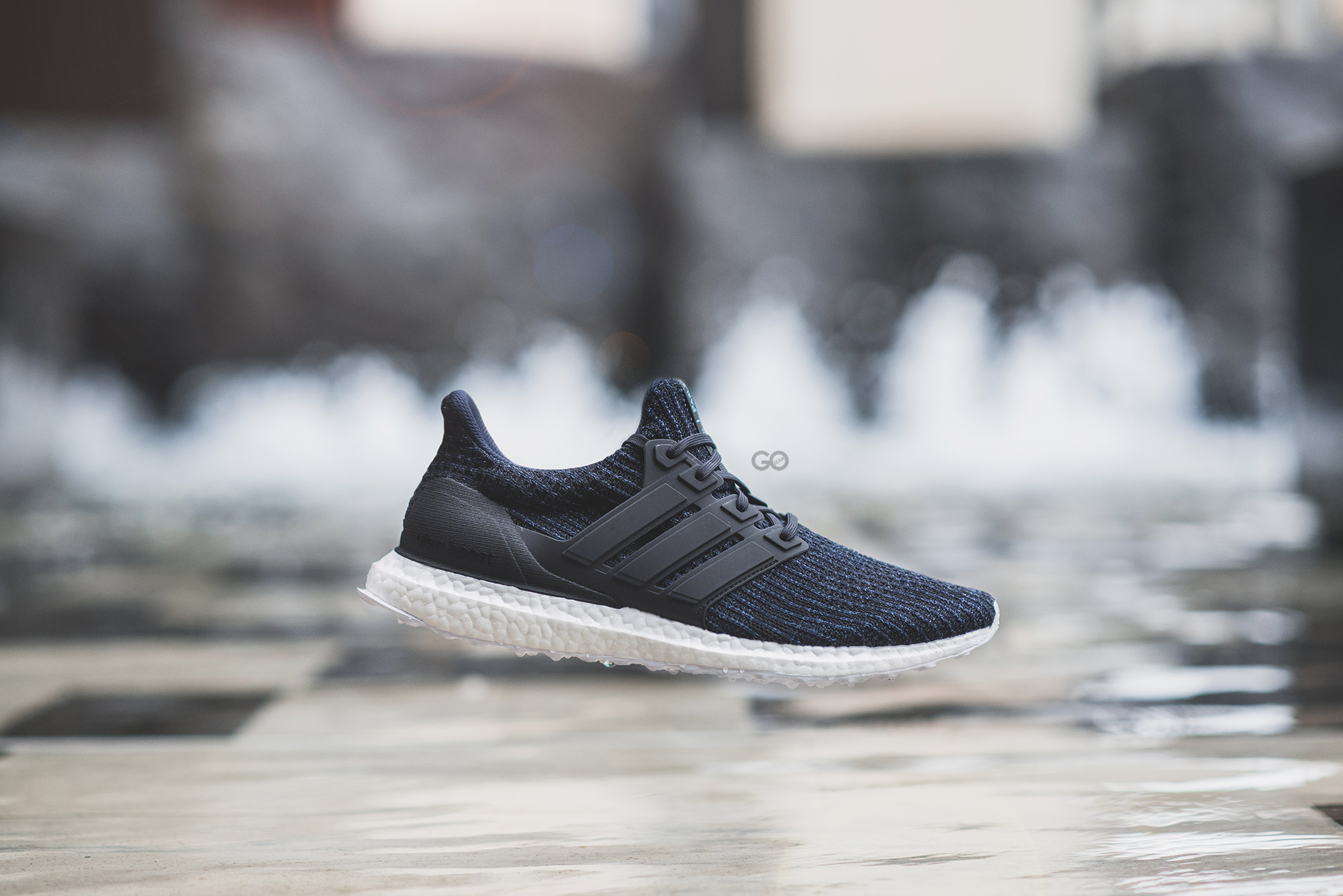 """Adidas Ultra Boost Parley """"Legend Ink"""" Review (Run For The"""