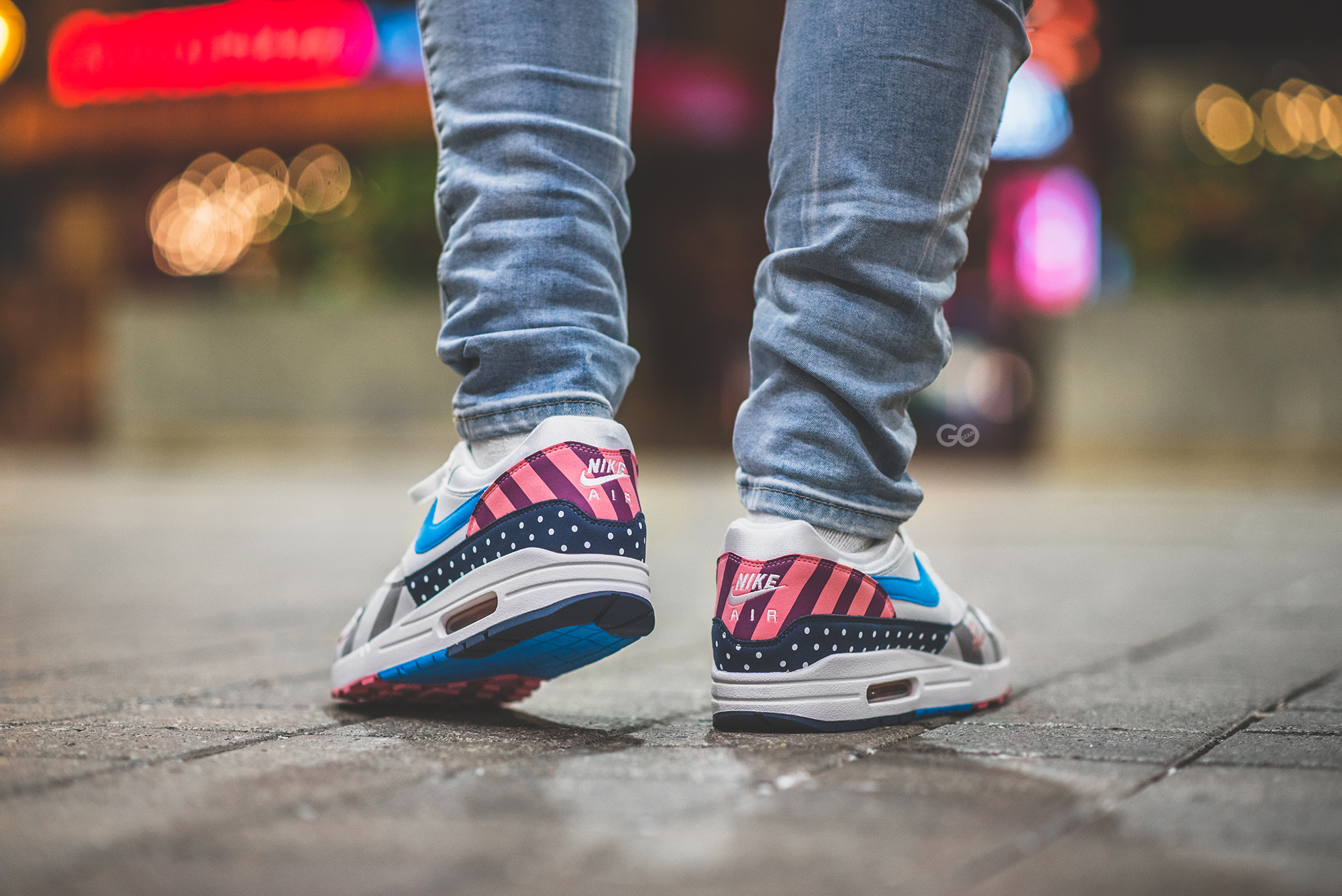 "Parra x Nike Air Max 1 ""Multicolour"" Review – Sean Go"