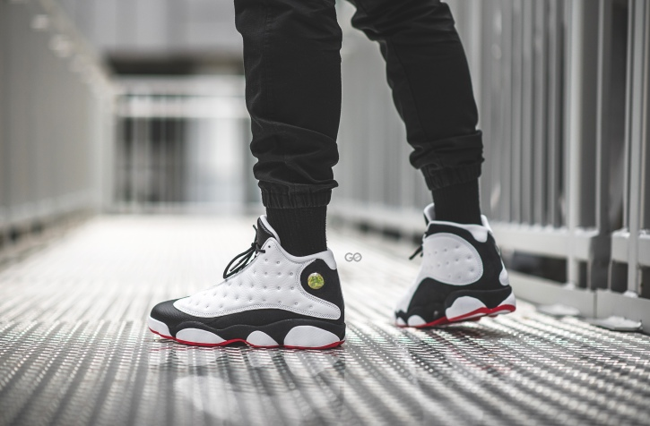 Air Jordan 13 Retro He Got Game Black Toe Review Sean Go