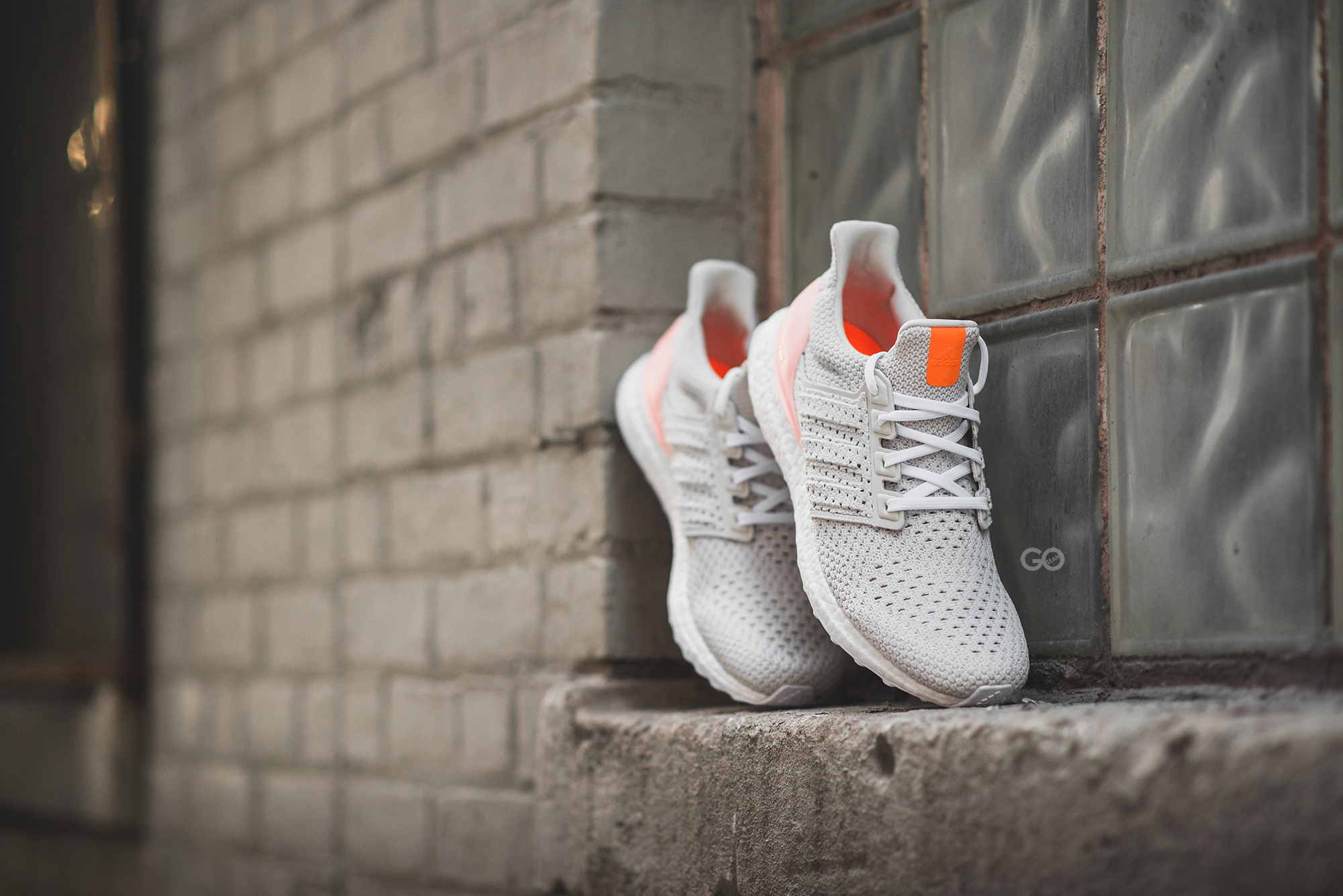 """miAdidas Ultra Boost Clima """"Talc Clear Orange"""" Review"""