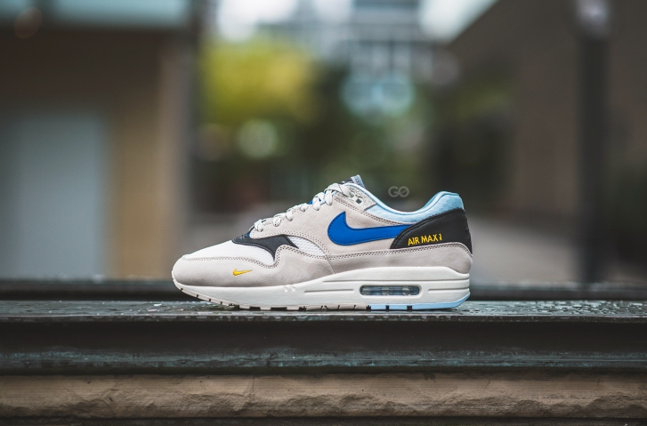 "7fab8d89000dfe Size  x Nike Air Max 1 WE ""Dawn"" Review – Sean Go"