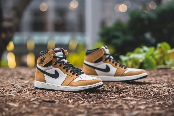 "6cde862cbba447 Air Jordan 1 Retro High OG ""Rookie of the Year"" Review – Sean Go"