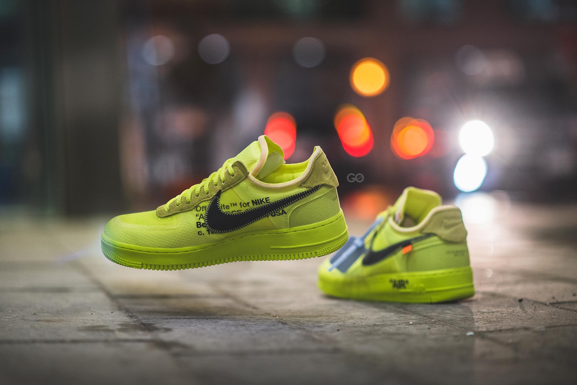 "Nike Air Force 1 Premium ""Just Do It"" Review – Sean Go"