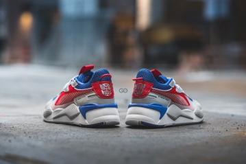 "07f743d70a6 Transformers x Puma RS-X ""Optimus Prime"" Review – Sean Go"