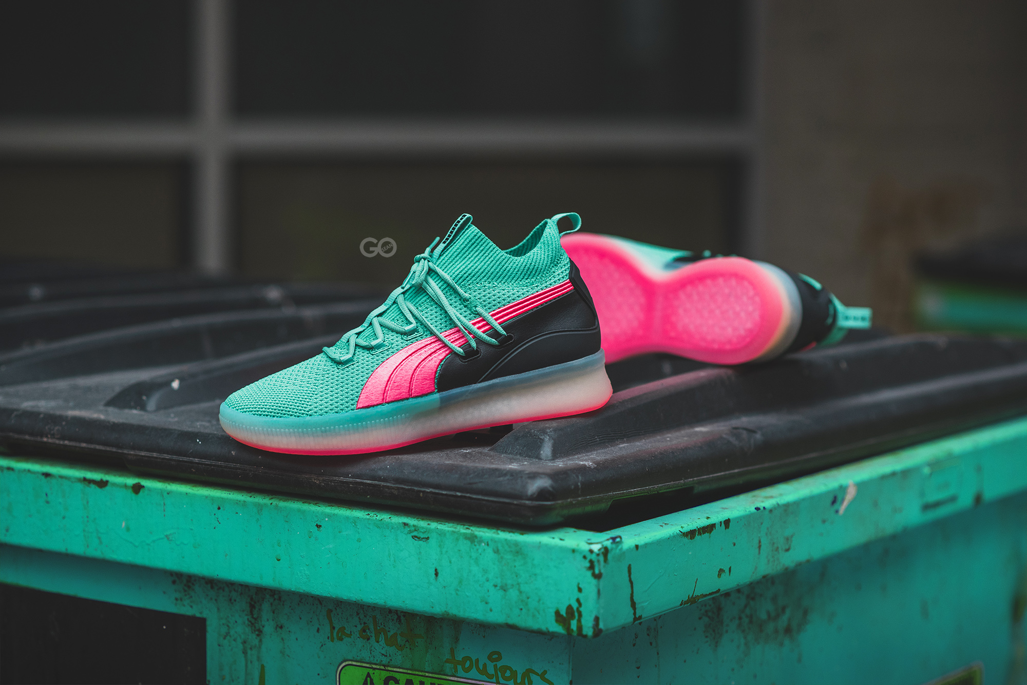 puma clyde court disrupt sizing