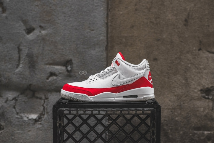 3b5fdbafc92a ... these Jordan 3s adopt the classic White Red makeup that the Air Max 1  is commonly known for. Check out my latest review to learn more