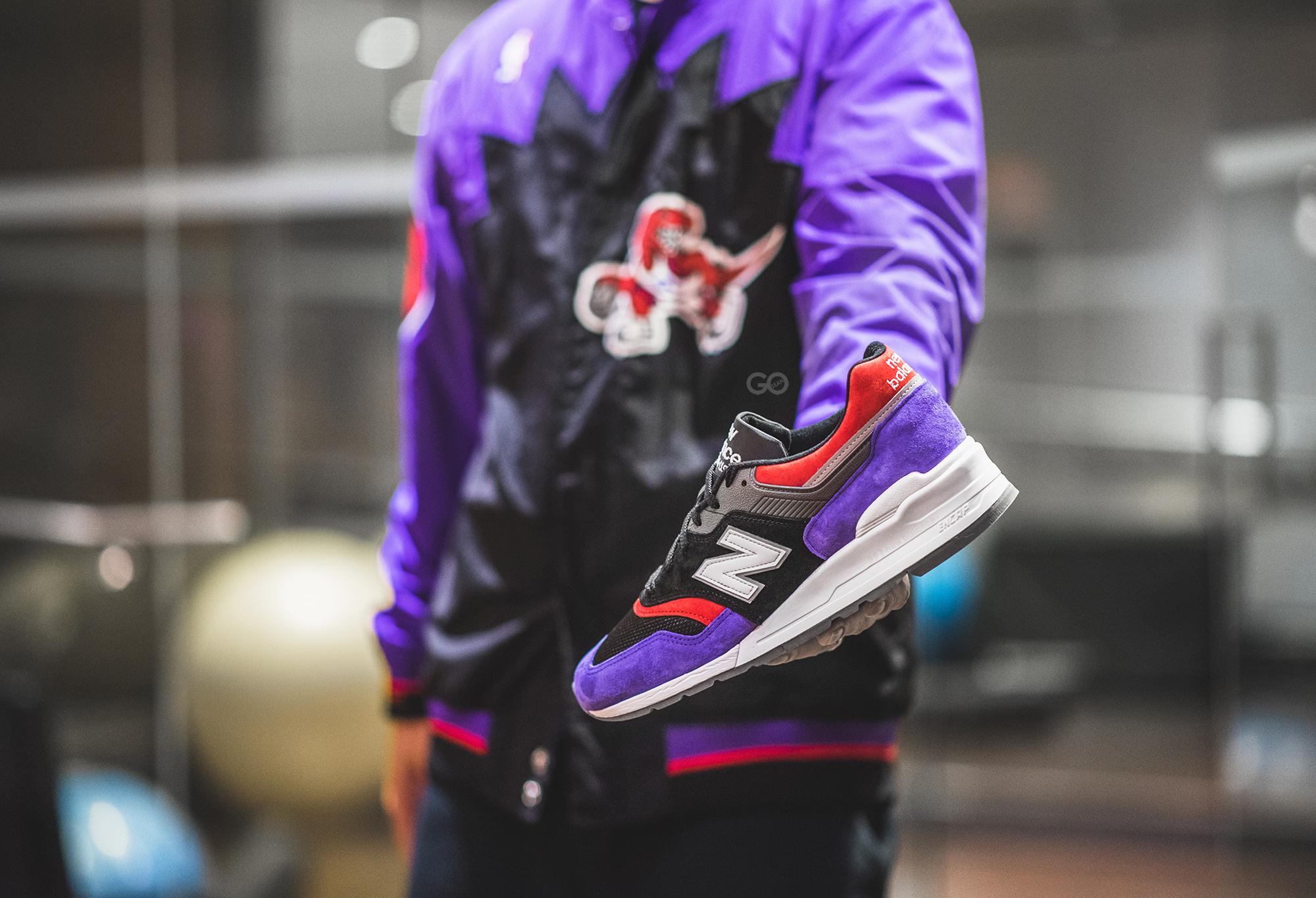 """New Balance 997 """"Toronto Raptors"""